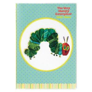 育児日記 日記帳 あおむし D130-16 学研ステイフル 育児ダイアリー Baby Diary 1歳までの赤ちゃんの成長記録が残せます はらぺこあおむし 育児ダイアリー