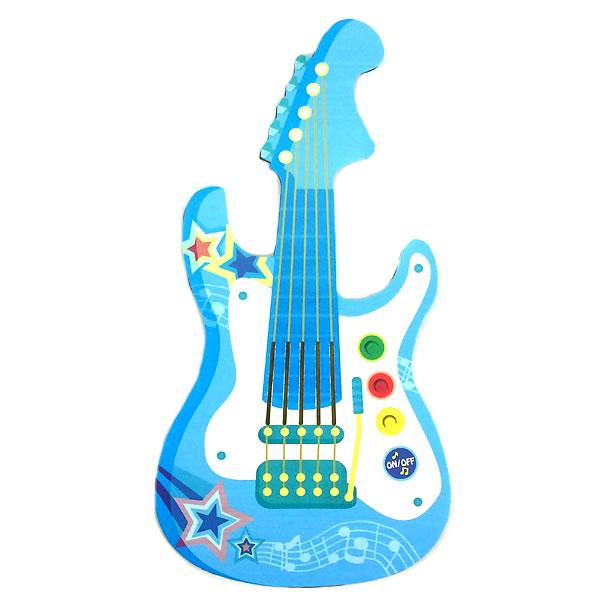 バースデーミュージックカード マジックギター EAO-708-900 ホールマーク