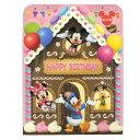 バースデーオルゴールカード ディズニーパルスお菓子の家 EAO-715-007 お誕生日お祝い ホールマーク
