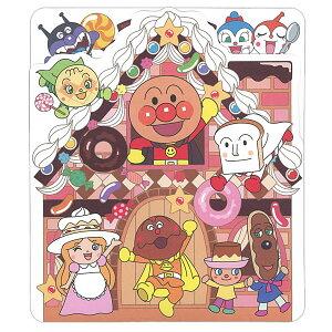 バースデーカード アンパンマン お菓子の家 EAR-671-822 ホールマーク 立体カード 飛び出す Birthday Card お誕生お祝い