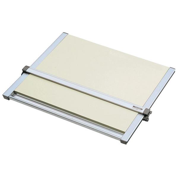 コクヨ A2サイズ平行定規 TR-HHEF11 マグネット製図板 キャリングバック付き