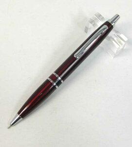 OHTO ニードルボールペン レッド AT-5R206a-RD アメリカンテイスト油性ボール たった500円でこの高級感