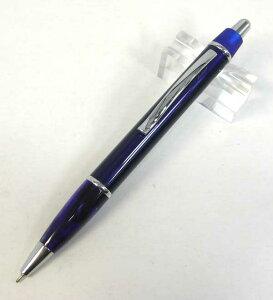 OHTO ニードルボールペン ブルー AT-5R219-BLUE アメリカンテイスト油性ボール たった500円でこの高級感