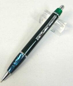OHTO ニードルボールペン グリーン AT-5R219-GR アメリカンテイスト油性ボール たった500円でこの高級感