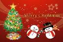 Christmas yukidaruma