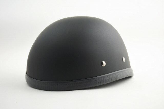 BICYCLE HELMET/EAGLE HALF HELMET/イーグルハーフヘルメット/マットブラック(検索ワード)装飾用ダックテール・アウトロー・アメリカン・USAノベルティー・ハンボウ・半帽・半ヘル・スケボー・SK8・スノボー・MTB