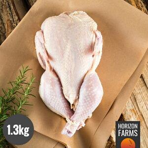 ニュージーランド産 有機 オーガニック チキン 丸鶏 高品質 フリーレンジ 放し飼い 鶏肉 1.3kg