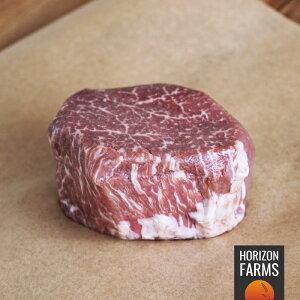 USDA プライム ヒレステーキ 250g 最高品質 アメリカンビーフ 熟成 グラスフェッド グレインフィニッシュ ホルモン剤不使用 抗生物質不使用 アメリカ産 牛ヒレ肉 霜降り 厚切り とろける ステ