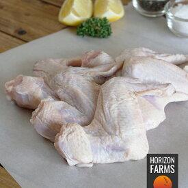 ニュージーランド産 有機 オーガニック チキン 手羽先 高品質 フリーレンジ 放し飼い 鶏肉 500g