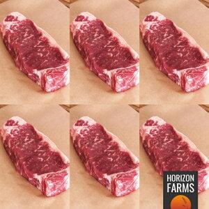 オーストラリア産 100% グラスフェッド プレミアム ビーフ アンガス牛 厚切り サーロイン ステーキ 300g x 6 合計1.8kg セット 牧草牛 ホルモン剤不使用 抗生物質不使用 遺伝子組換え飼料不使用