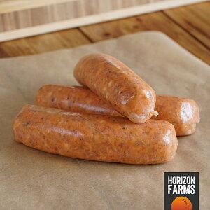 100% 無添加 砂糖不使用 放牧豚の豚肉使用 高品質 ピリ辛 イタリアンスタイル 生ソーセージ 3本 ホルモン剤不使用 抗生物質不使用