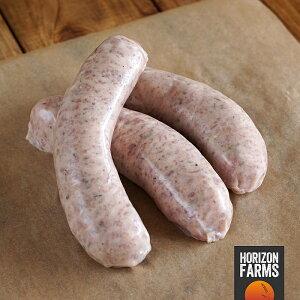 100% 無添加 砂糖不使用 放牧豚の豚肉使用 高品質 カントリースタイル 生ソーセージ 4本 ホルモン剤不使用 抗生物質不使用