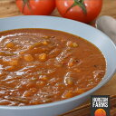 有機 JAS オーガニック ミネストローネ 野菜スープ1.2kg