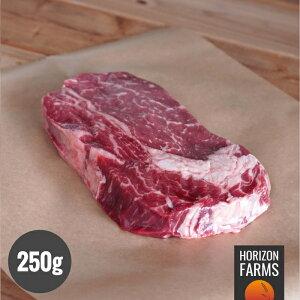 有機 JAS オーガニック 牛肉 100% グラスフェッドビーフ リブロース ステーキ 250g 冷凍 赤身 厚切り シャトーブリアン 赤身肉 牛フィレ肉 ステーキ脂身少ない オージービーフ 牛フィレステーキ