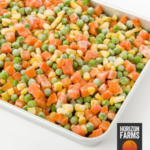 期間限定 セール 1,980円→1,280円 10% OFF 有機 JAS 認証 オーガニック 冷凍 野菜ミックス 1kg ベルギー産