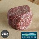 ニュージーランド産 最高品質 牛肉 ヒレ ステーキ 200g 無農薬 グラスフェッド グレインフィニッシュ ホルモン剤不使用 抗生物質不使用 遺伝子組換え飼料不使用