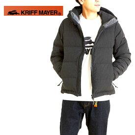【送料無料】【KRIFF MAYER】×【NANGA】日本製/国産タキビレトロダウンジャケット/1829901