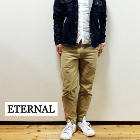 ETERNAL エターナル サージアンクルパンツ(53961)日本製
