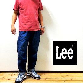 LEE リー DUNGAREES ダンガリーズ イージーパンツ ペインターパンツ テーパード メンズ ワークパンツ (LM5936)