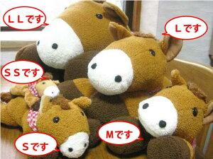 まきばちゃん・鹿毛・LL