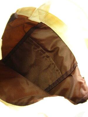 馬と蹄鉄・サガラ刺繍トートバッグ・ネイビー・紺・ブルー帆布素材トートバッグイラストおがわじゅりホースシューオリジナル