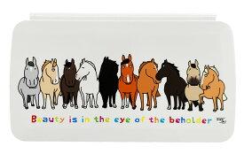 十頭十色・個性的な馬がたくさん描かれた抗菌仕様マスクケースおがわじゅりイラストマスクケース・マルチケース抗菌仕様+耐衝撃+国産持ち運びに便利な馬柄マスクケース※マスクは別売りです※常備薬、絆創膏、通帳やチケットケースにもいいね♪