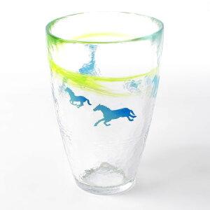 【月夜野工房】〜グラスコレクション馬〜