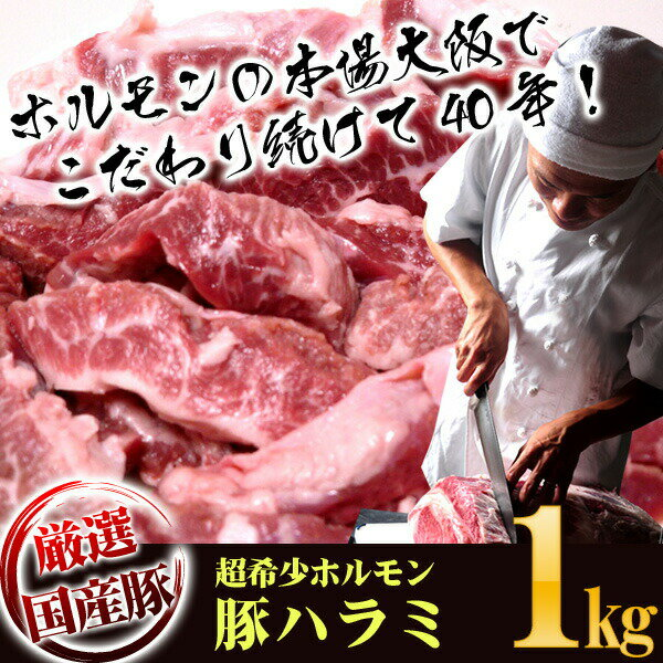 送料無料 新鮮 国産豚 サイコロステーキ 上ハラミ たっぷり500g×2パック 計 1kg 味付けなし タレセット付き バーベキュー BBQ 豚肉 はらみ ハラミ 焼肉 ランキング1位 バーベキューセット バーベキュー BBQ bbq 肉 セット ハラミ 1kg 焼き肉