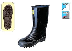 【安全長靴】【弘進ゴム】 セーフティーブーツ SB-06長靴鋼製先芯(S種相当) 【29cm・30cm】 黒 【安全靴】【大きいサイズ】