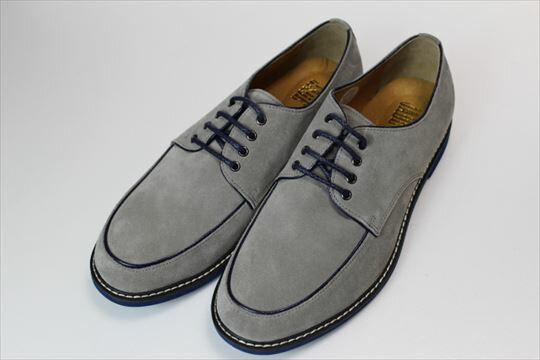 【ジェイド】マドラス JADE JD5001-GRY JDS5001「PL GEAR」カラフルなCOLORSシリーズ カジュアルシューズとしても履けるUチップシューズ ダンス 大きいサイズの靴も