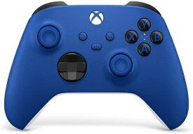 Xbox ワイヤレス コントローラー QAU-00005 ショック ブルー 新品 在庫あり
