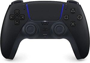DualSense ワイヤレスコントローラー CFI-ZCT1J01 ミッドナイト ブラック 新品 在庫あり PS5
