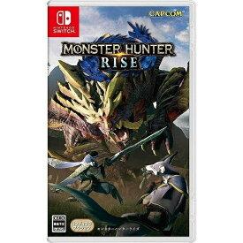 モンスターハンターライズ Nintendo Switch 初回封入特典付 新品 在庫あり