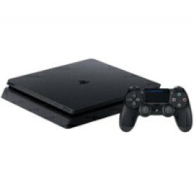 新品 PlayStation 4 本体 ジェット・ブラック 500GB CUH-2200AB01