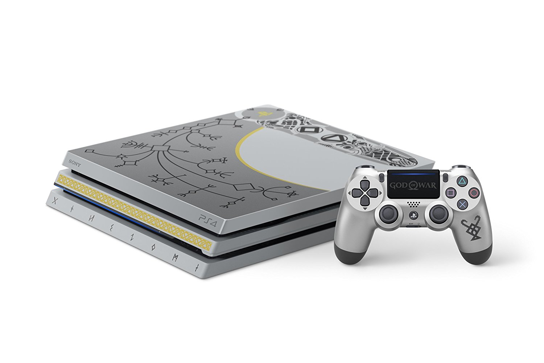 PlayStation (R) 4 Pro ゴッド・オブ・ウォー リミテッドエディション