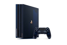 新品 PlayStation 4 Pro 500 Million Limited Edition CUH-7100BA50