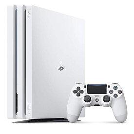 新品 PlayStation 4 Pro グレイシャー・ホワイト 1TB CUH-7200BB02