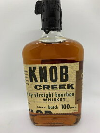 バーボン ウイスキー ノブ クリーク 750ml