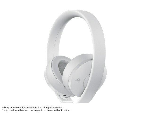新品 在庫あり SONY PlayStation ワイヤレスサラウンドヘッドセット CUHJ-15007J2