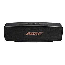 BOSE 在庫あり SoundLink Mini Bluetooth speaker II Limited Edition ブラック/カッパー