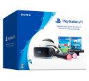 """新品 在庫あり PlayStation VR エキサイティングパック """"みんなのGOLF VR""""・""""PlayStation VR WORLDS"""" 同梱 (CUHJ-16…"""