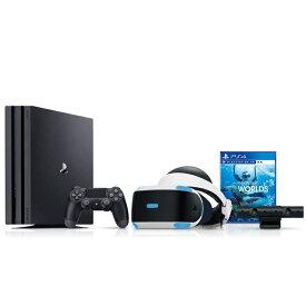 新品 PlayStation 4 Pro PlayStation VR Days of Play Pack 2TB (CUHJ-10029)