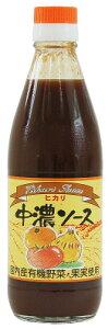 ヒカリ 中濃ソース 360ml 【中濃ソース/ソース/ヒカリ/通販/国産】