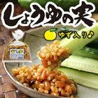 ご飯のお供【熊本の珍味】しょうゆの実<ゆず入り>