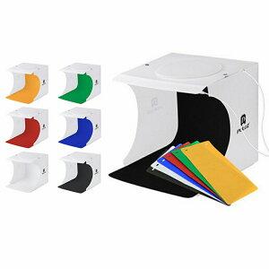 ボックス 撮影 撮影ボックス 撮影ブース 撮影キット 撮影 背景 小物 スタンド led 撮影用 携帯バックスクリーン棚 撮影スタジオボックス 撮影バックグラウンド 写真撮影 LEDライト付き 簡単設