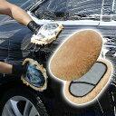 \クーポンで5%OFF!/洗車用ムートングローブ 2個セット 洗車グローブ ムートン 【オーストラリア産ムートン100%】 シャンプー洗車モッ…