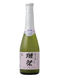 獺祭(だっさい) 純米大吟醸 スパークリング45 360ml 要冷蔵 【日本酒 地酒 山口】