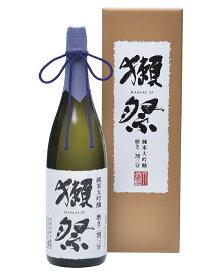 獺祭(だっさい) 純米大吟醸 磨き 二割三分 1800ml DX箱入り 【日本酒 地酒 山口 23 2割3分】