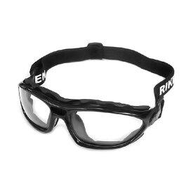 RV710・理研オプテック 保護メガネ 二眼式 ポリカボネート 曇り止め 防塵メガネ ゴーグル 防塵ゴーグル 作業用メガネ