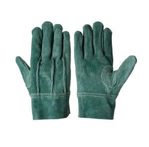 シモン Oil-107 (107APW) 革手袋作業用 3双一組セット販売 オイル牛床皮手袋
